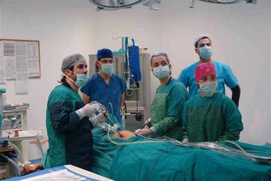 laparoskopi sonrası cinsel ilişki